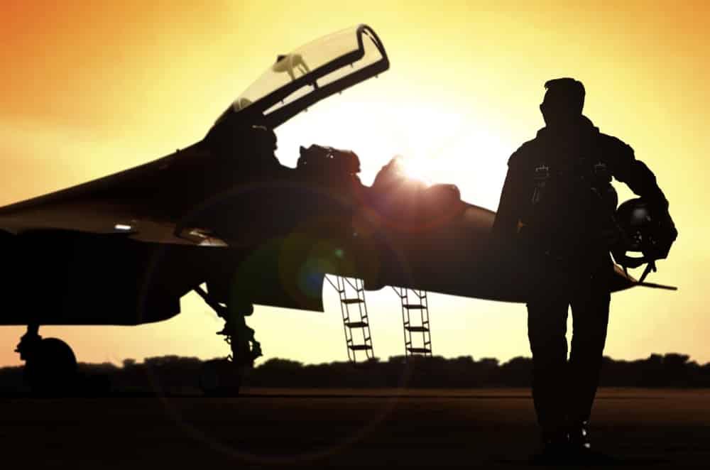 Avion militaire lampe LED pour pupitre de commandement